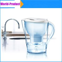 Wholesale BRITA Water Filters Bi Ran Dede countries with net kettle water purifier filter kettle Classic Marella L with L net purifying volumn