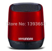 Wholesale 5 Colors Wireless Bluetooth Speaker with Hand free Microphone MP3 Format Supported TF Card Slot Color Retail Box