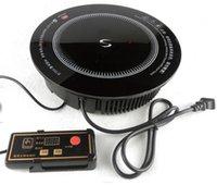 Wholesale 280MM built in desktop round induction cooker V for fimily commercial restaurant portable Induction cooktop hot pot A022