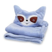 bath towel warmers - High Quality Baby Cap Cloak Velet Blankets Bath Towel Spring Baby s Blankets Warm Soft Cartoon blanket