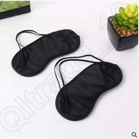 Wholesale Sleep Mask Eye Mask Shade Nap Cover Blindfold Sleeping Sleep Travel Rest Blindfold Shade Travel Sleep Aid CCA5015