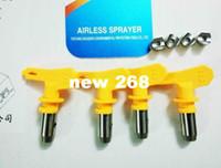 airless sprayer parts - Heavy duty Airless paint sprayer parts Spray gun Tips Mixture styles Used at Tool Airless Paint Sprayer