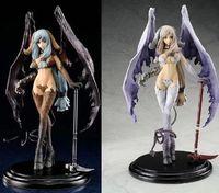 achat en gros de poupée démon-2016Nouveau produit EMBRACE JAPAN Ungulata démon noir WF blanc limité sexual sex doll le plus populaire dans le mot