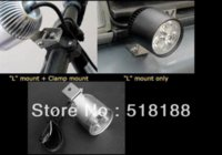 Wholesale W LED Working Light Spot Flood Lamp Motorcycle Tractor Truck strobe lights with dimmer and flash function
