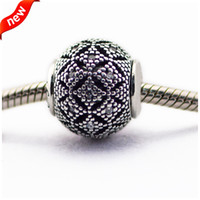 Wholesale Fits for Pandora Bracelet Beads for Women COMPASSION Essence Collection Charms Sterling Silver Jewelry Wholesales FE038