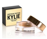 Wholesale Kylie Jenner Cosmetics Birthday Edition Creme Shadow Copper Rose Gold high quality from faststep DHL