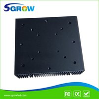 Wholesale Big Pure aluminium heat sink DIY grow light good heat sink for led chip cooling60w w