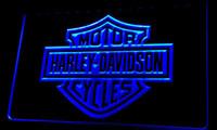 motor cycle - Ls270 b Harley Davidson Motor Cycles Neon Light Sign