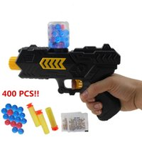 Wholesale New CS Game Shooting Water Crystal Gun in Nerf Air Soft Gun Airgun Paintball Gun Pistol Soft Bullet Gun Plastic Toys