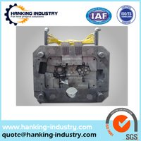astm stainless steel - Professional die casting mould maker made in China costom die casting product parts service fer your designning
