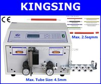 automatic peeler - KS B V V Fully Automatic Wire Cutter Stripper Peeler Cable Cutting Stripping Peeling Instrument by DHL