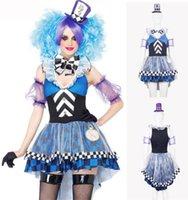 alice in wonderland costume adult - Halloween Costume Adult Womens Sexy Alice in Wonderland Fancy Dress amp Hat New