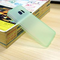 Wholesale S2 Case Transparent Back - 2016 New Colorful 0.3mm Ultra Thin Slim Matte Frosted Transparent Clear Soft PP Back Cover Case for Samsung S2 9100