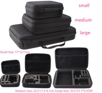 Wholesale Hero3 camera bag Hero3 Sj Action Soocoo accessories admission package Travel Storage collection bag Case