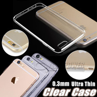 soft packaging - Phone Case For Iphone S Plus Clear TPU MM Ultra Thin Galaxy S7 LG G5 Back Cover Soft Case Cover OPP Package