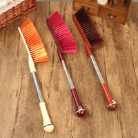 Wholesale Home sales of stainless steel long handle large bed brush cleaning brush cleaning brush factory