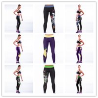 Wholesale Womens Sports Pants Compressed Running Slim Dry Quick Leggings Women Gym Athletic Skinny Fitness Sweatpants Trousers Pantalones