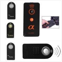 canon camera - Wireless Remote Control For Nikon Camera For Sony Camera for Pentax Camera For Canon Camera for Olympus Camera Wireless Shutter