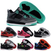basketball court materials - Fashion Kids Air retro Basketball Shoes with Lace up Design Breathable Childrens Athletic Shoes with Canvas Material for Hard Court