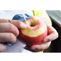 apple parer - Portable Fruit Vegetable Safety Peeler Parer For Apple Pear Carrot Potato New Y102