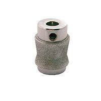 angle grinder parts - Diamond Glass Tools quot Angle Bit Chromeplated MGB1A Diamond Grinder Bit