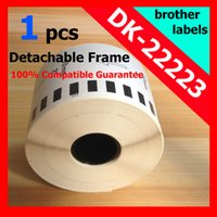 Wholesale Rolls Brother DK Compatible Etiketten mmx30 M Continuous Label for QL570 DK Thermal Sticker