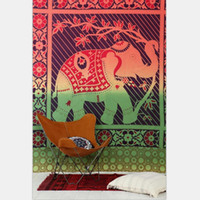 beach table cloth - Indian Mandala Tapestry Polyester Wall Hanging Boho Printed Beach Towel Yoga Mat Table Cloth Bedding Outlet Home Decoration