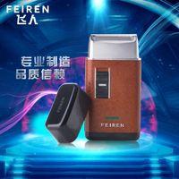 Wholesale Michael rechargeable electric razor shaving razor head reciprocating single man Hu Zidao