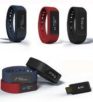 Wholesale Original iwown i5plus i5 Plus Smart Bracelet Wristband Bluetooth Waterproof IP65 Sleep Monitor Smartband Band