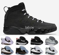 Wholesale 2016 Cheap Retro IX Basketball Shoes For Men Fashion High Quality Sneakers Trainer Athletics Boots Retros J9 Outdoor Shoes Eur