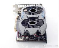 Wholesale New GTX ti G Video Card Bit DDR5 Directx Graphic Card for Games VGA DVI HDMI