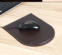 Wholesale W426 Soft PU Leather Gaming Mouse Pad Mat