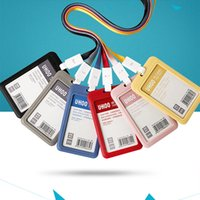 access credit cards - bus access card sets Fashion Passport Holder Identity ID Credit Card PVC Cover Bags candy color