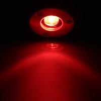 Wholesale LIXADA W V IP67 Epistar LED Underground Light Lamp Waterproof High power Tempered Glass Shock proof Outdoor Lighting