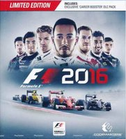 Wholesale Hot Sale Video Games F1 Limited Edition Factory Sealed
