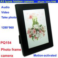 audio video photo - Paper Photo Frame Spy Camera Home Bedroom Photo Frame CCTV Cam Audio Video Hidden Cameras Pinhole Cam Mini Cameras DV
