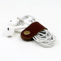 Wholesale Organizer USB Cable Holder Earphone Wrap Wire Winder Cord