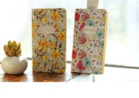 aged paper - Blossom Age Vintage Kraft Paper Small Notebook Creative Korean Type Diary Colors Selection CM
