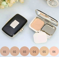 Wholesale 1pc NEW NEW Natural three dimensional TWO WAY POWDER g different colors