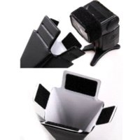 Wholesale Snoot Reflector Flash Diffuser Softbox For Nikon Sony canon pentax YongNuo softbox camera softbox octagon