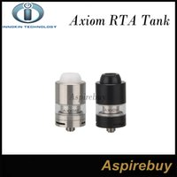 advanced integrated - Innokin Axiom RTA Tank ml Triple Airflow Advanced Axiom RBA Head for Single or Dual Coil Builds Integrated Top Fill Design Original