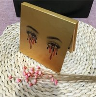 beautiful full color - Kylie gold color waterproof matte bronze eye shadow makeup on the lasting natural beautiful and moving