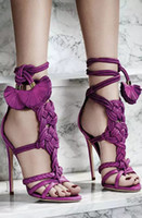 Cheap New Fashion Party Tropical Style Shoe Dress Two Colors Shoe High Stiletto Heel Shoe High Quality Reasonable Price Charming Shoe US Size 4-11