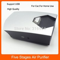 air purifier consumer - Consumer Electronic Air Purifier With Five Stages of Air Purification Systems For Home Use and Car High Quality