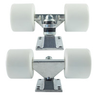 bearing truck - Longboard Trucks Inch Parts Skateboard Wheel x45m ABEC Bearing Kit