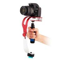 Wholesale Hot Fashion New Handheld DSLR Camera Stabilizer Motion Steadicam For Camcorder DSLR DV For Phone Digital Camera Smart Device