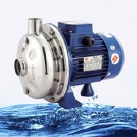 Wholesale 220v50hz W Stainless Steel Water Pump