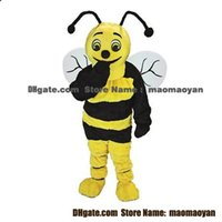 bee s pictures - Honey Bee Mascot Costumes Cartoon Character Adult Sz Real Picture