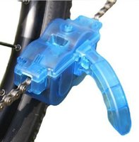 Wholesale Bicycle cleaning tools Bicycle chain cleaner Portable Washing Bike chain device