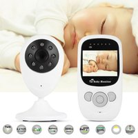 Wholesale 2 quot Audio Video Baby Monitor Wireless Camera Night Vision Safety Viewer